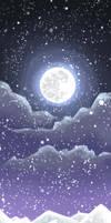 .::Moonrise::. (Merry Christmas 2014!)