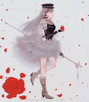 Valentine day_lily