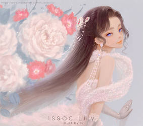 Lily spring lady. feb. by Nissaclily