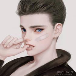 Western boy. by Nissaclily