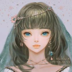 Princess Lily by Nissaclily