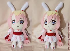 Hearte Bunny Chibi plush