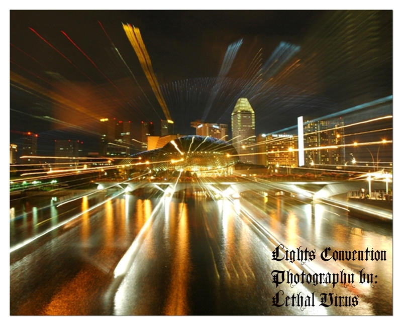 Lights Convention by LethalVirus