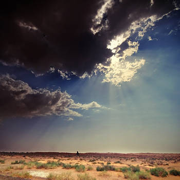 hot rain by mohdfikree