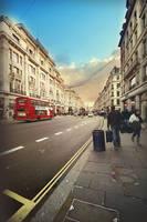arriving london by mohdfikree
