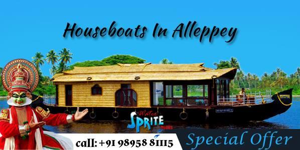 Houseboatsinalleppey by sobinmicheal