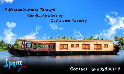 Keralahouseboats by sobinmicheal