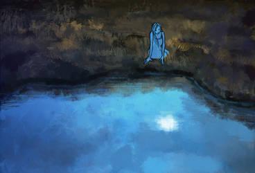 Water Fairy by Valerie-V