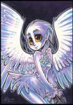 Owl Angel