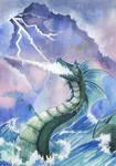 The Mighty Ocean Roar