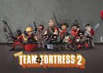 Tiny Team Fortress 2