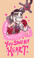 Medic's valentine