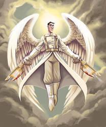 Angel of Mercy by Fluro-Knife