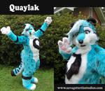 Quaylak Fursuit Updated by JakeJynx