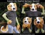 Sammie Spaniel by JakeJynx
