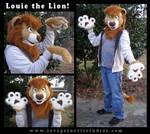 Buy a Lion, Save a Lion by JakeJynx