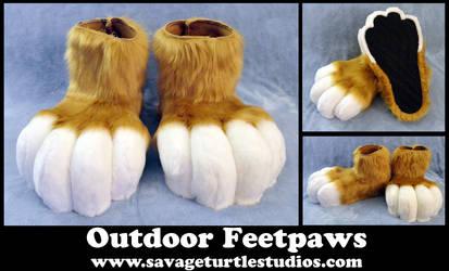 New Footpaw Look
