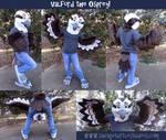 Valeford the Osprey