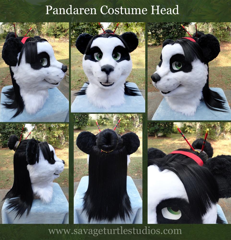 Pandaren by JakeJynx