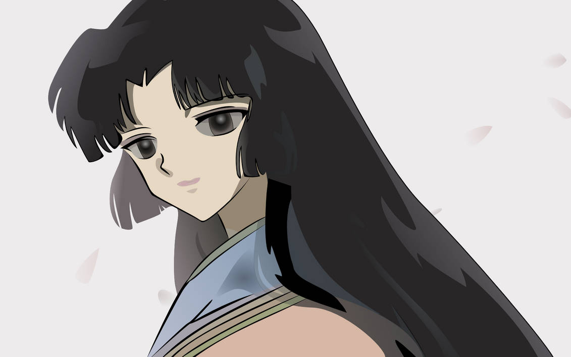 Izayoi Inuyasha S Mother By Teh Bojangles On Deviantart