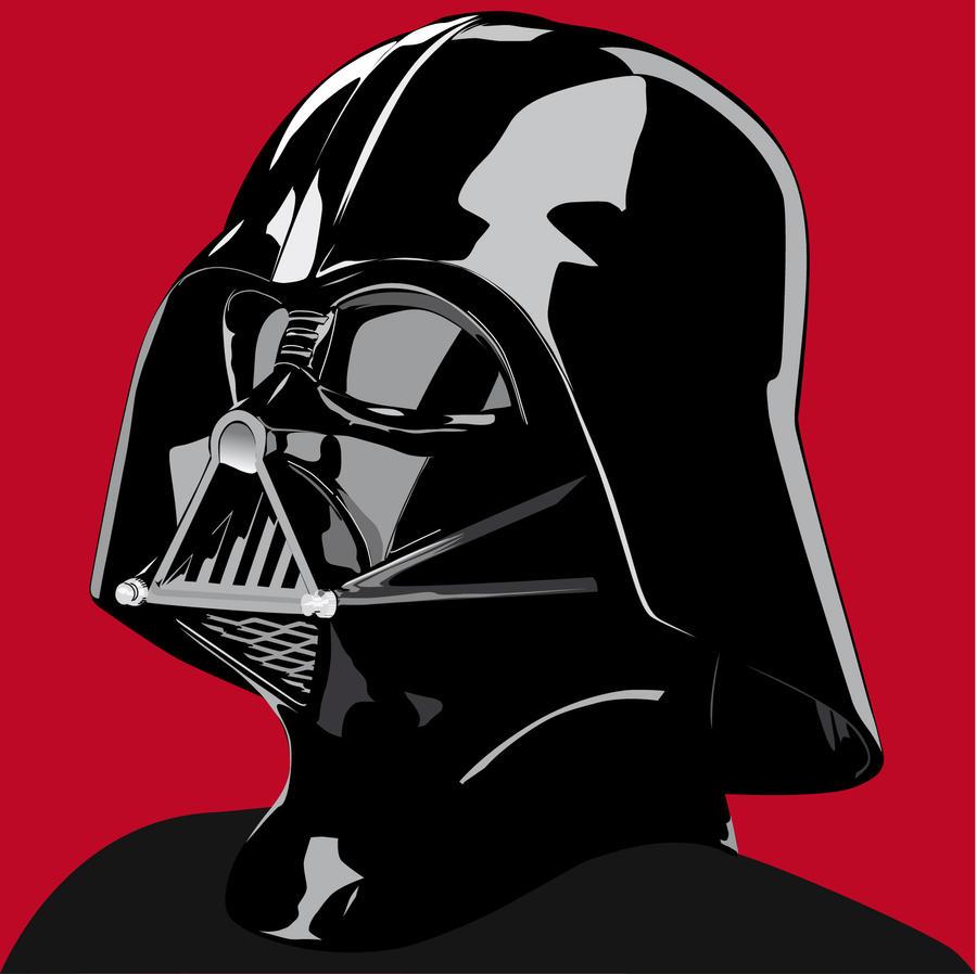 Darth Vader by XandeDerExilantDarth Vader Face Vector