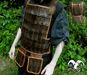 Lamellar armor 1 by Noir-Azur