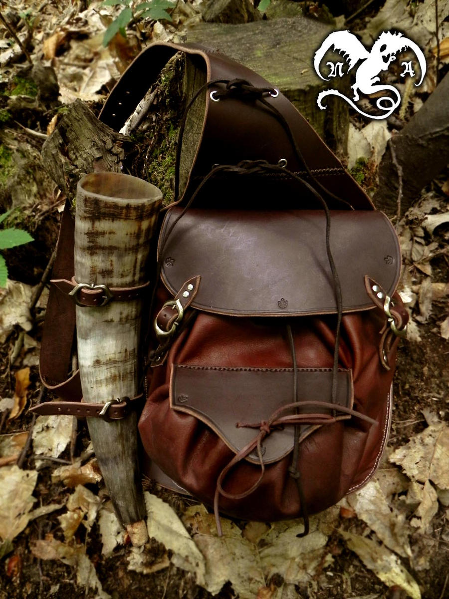 Adventurer bag 1 by Noir-Azur