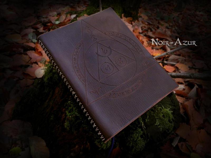 Old sorcery book 1 by Noir-Azur