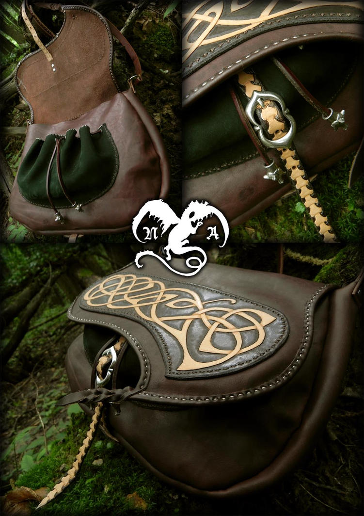 Pagan bag 2 by Noir-Azur