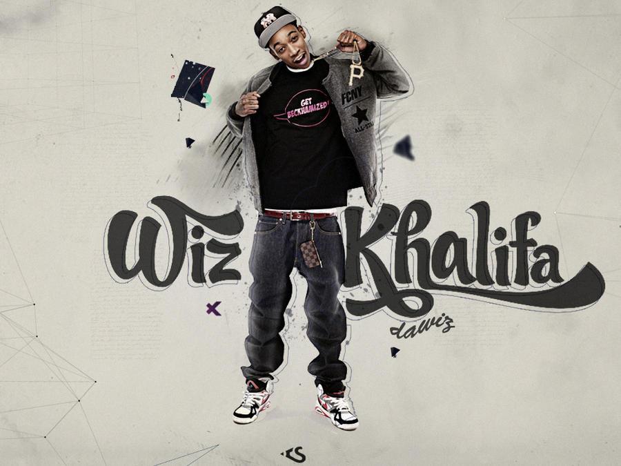 Wiz Khalifa Wallpaper By DaWIIZ