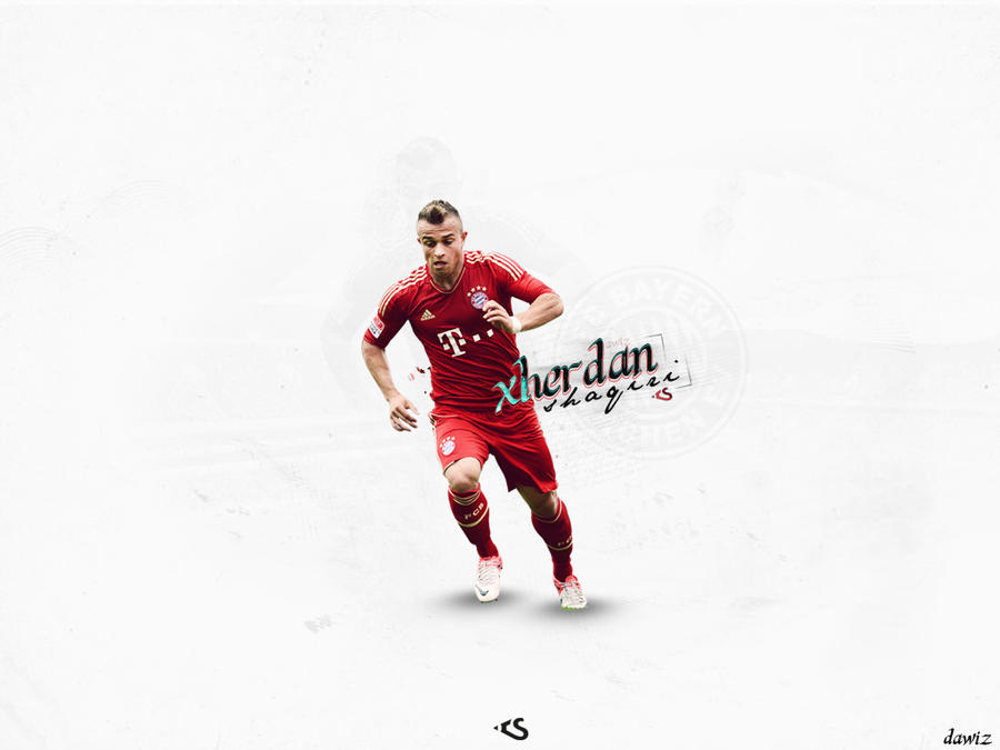 Xherdan Shaqiri Wallpaper By DaWIIZ On DeviantArt