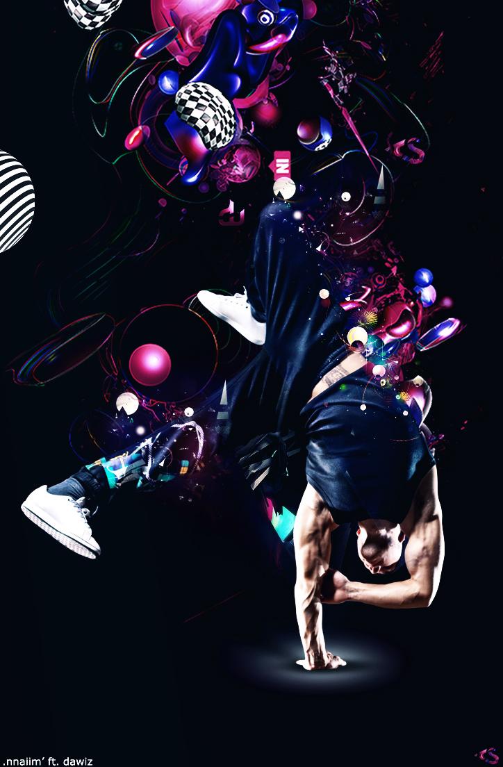 Breakdance Wallpaper by daWIIZ