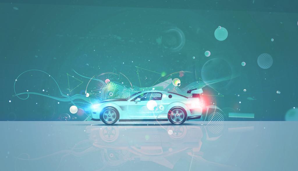 Car Wallpaper Ft. durajetz. by daWIIZ