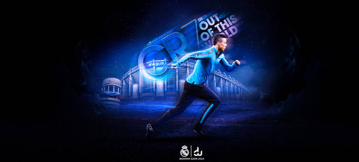 CR7 IN OUT OF THIS WORLD