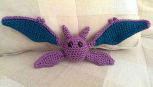 Crocheted Crobat