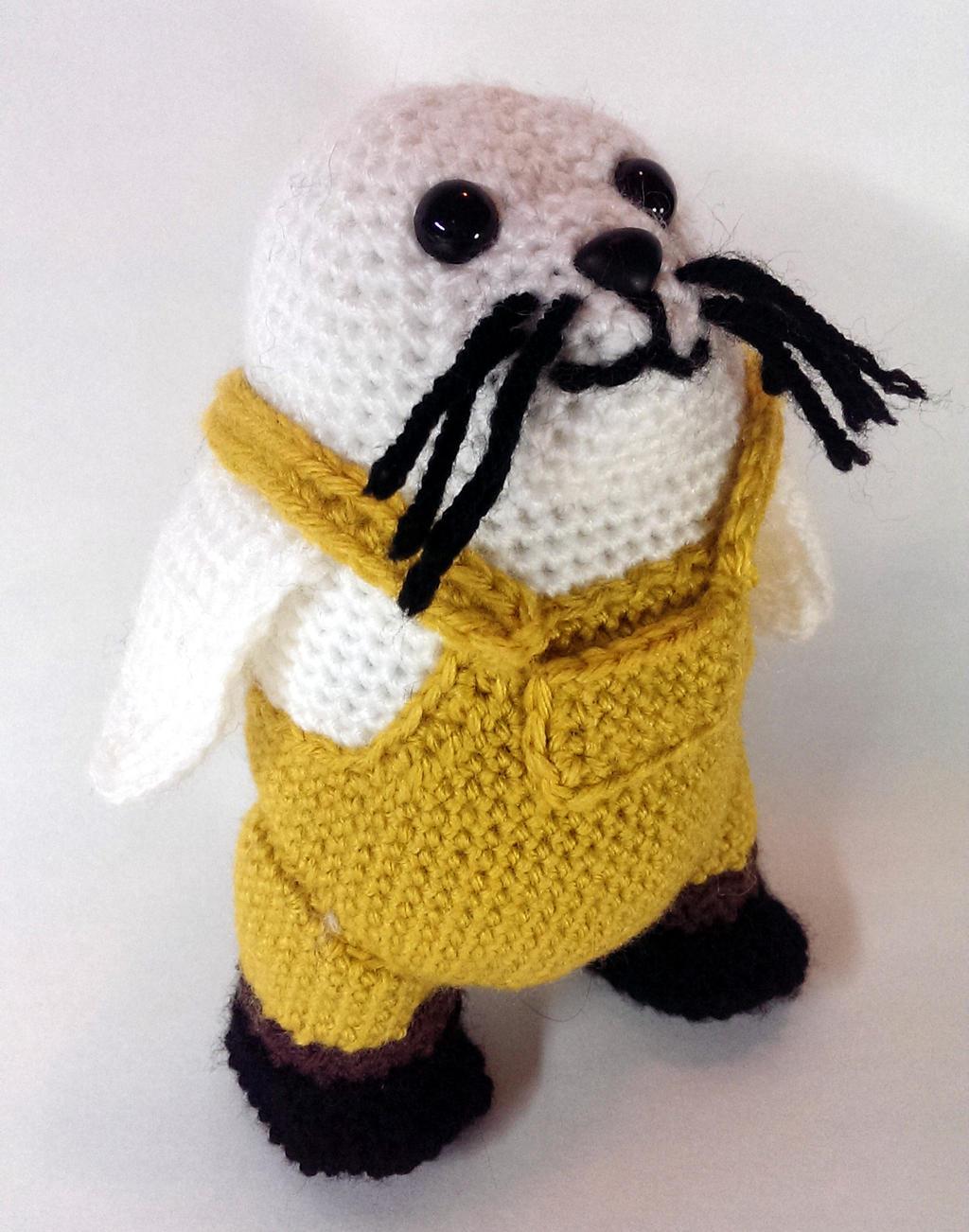 Crocheted Ghus