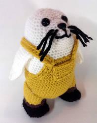 Crocheted Ghus by Yodaman921