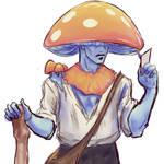 Mushroom Wanderer