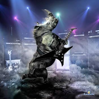 True Heavy Heavy Metal by oscargrafias