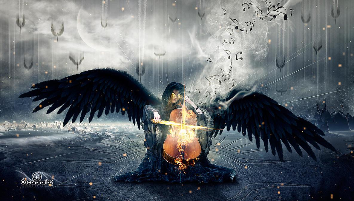A Dark Symphony by oscargrafias