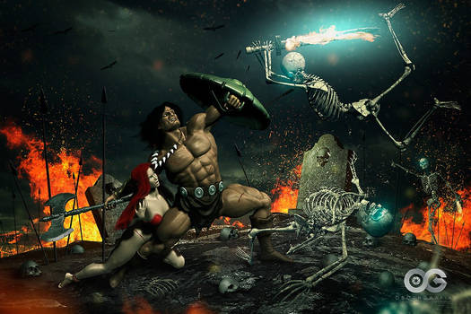 The Anvil of Crom