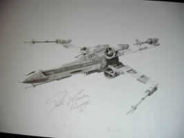 Red 2 - Wedge's X-Wing
