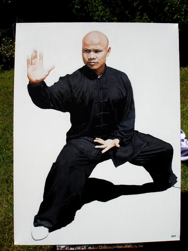 master wong how tall