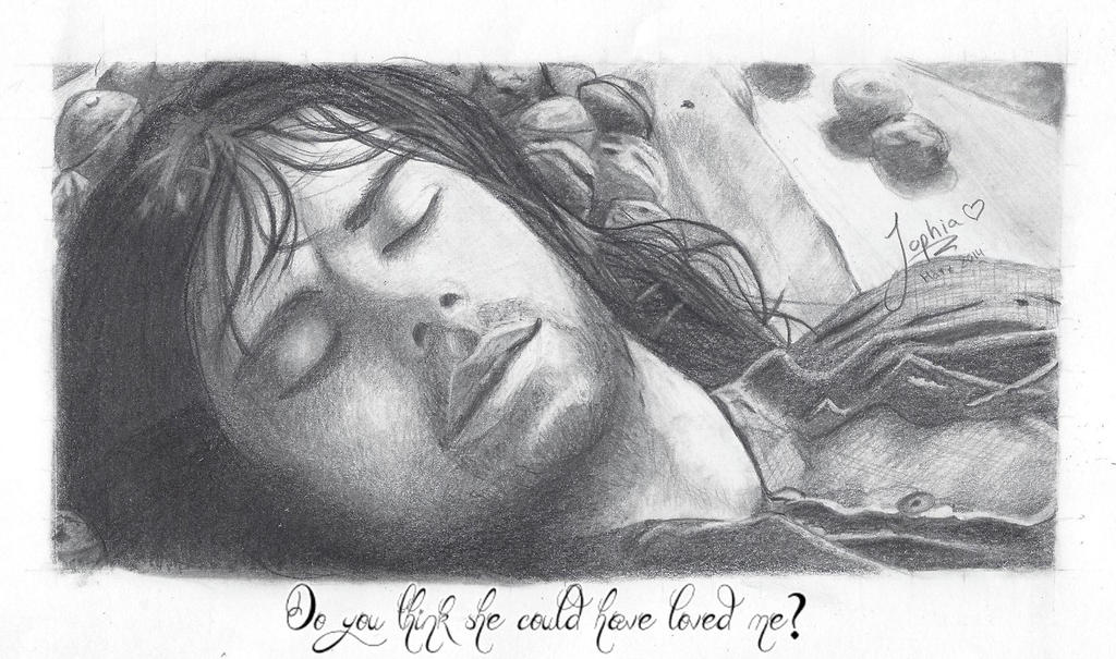Kili - Do you think she could have loved me? by autumnfeuille
