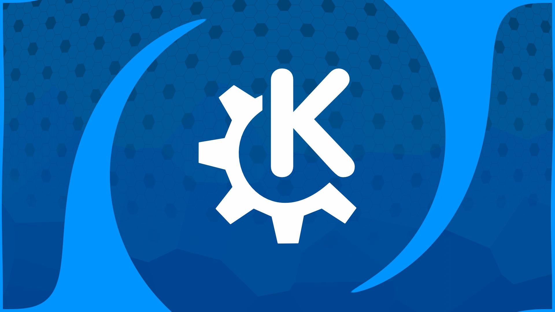 Linux KDE Wallpaper