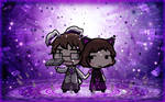 [Walfas] Purple Eternal Paradise