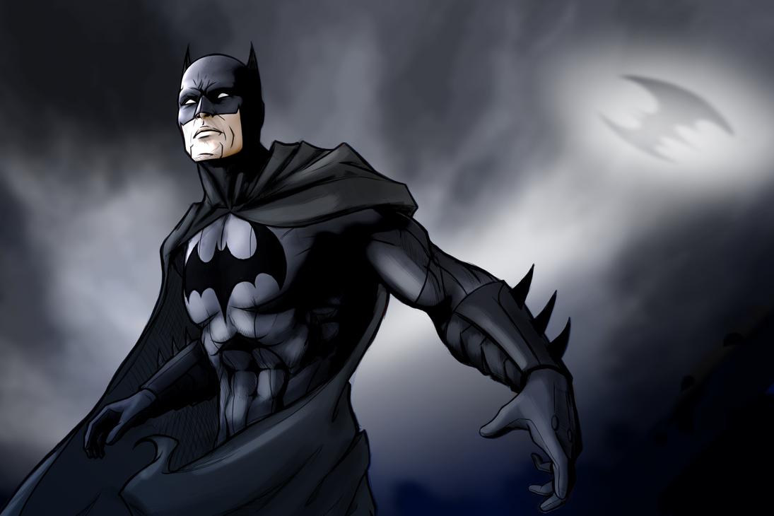 Batman by JarOfComics