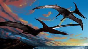 Cretaceous Sky