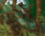 Cretaceous Conflict Resolution