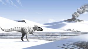 Arctic Tyrant (Nanuqsaurus hoglundi)
